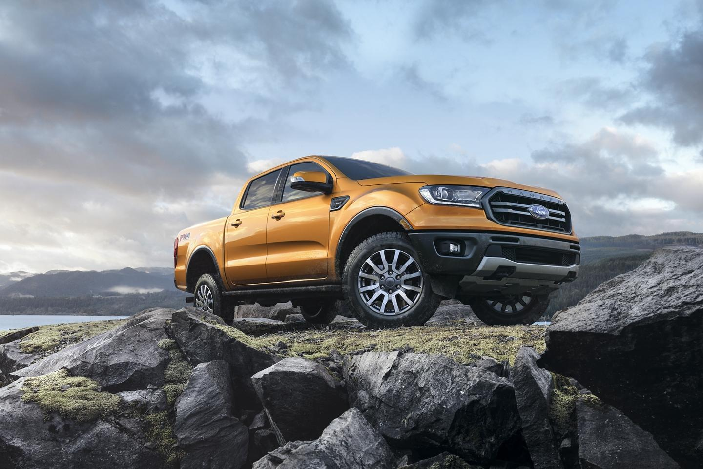 Ford & Lincoln 2019 Ranger image